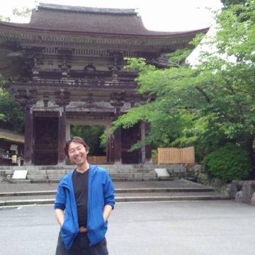 梅雨になったみたいなので水やりは空にお任せして、世界遺産比叡山延暦寺に