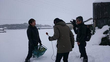 日本テレビさんのスッキリの取材