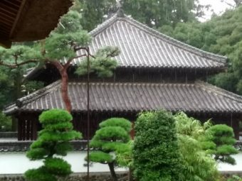 日本最古の学校、足利学校